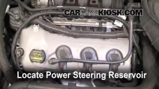 Follow These Steps to Add Power Steering Fluid to a Ford Taurus (2010-2013)