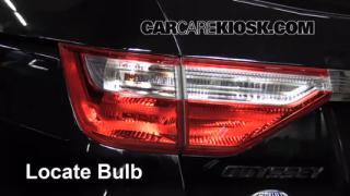how to change brake light honda element