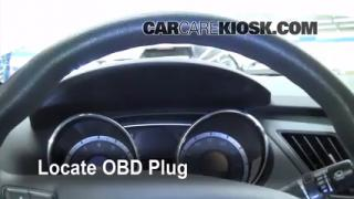 Engine Light Is On: 2011-2013 Hyundai Sonata - What to Do
