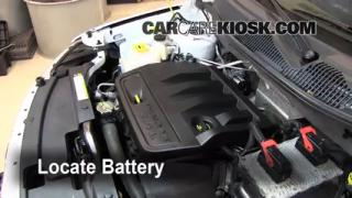 Battery Replacement: 2007-2013 Jeep Compass