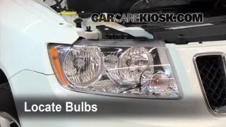 Parking Light Change 2007-2012 Dodge Caliber
