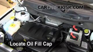 How to Add Oil Dodge Caliber (2007-2012)