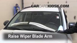 Front Wiper Blade Change Dodge Caliber (2007-2012)