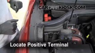 How to Jumpstart a 2011-2013 Jeep Grand Cherokee