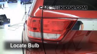Brake Light Change 2011-2014 Jeep Grand Cherokee