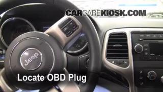 Engine Light Is On: 2011-2013 Jeep Grand Cherokee - What to Do
