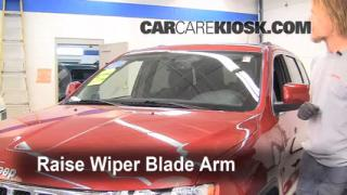 Front Wiper Blade Change Jeep Grand Cherokee (2011-2014)