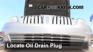 Oil & Filter Change Lincoln MKS (2009-2013)