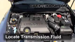 cabin filter replacement lincoln mks