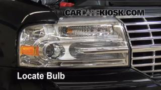 Headlight Change 2003-2013 Lincoln Navigator
