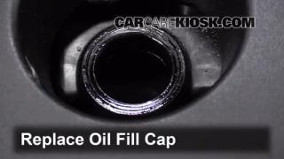 How to Add Oil Nissan Altima (2007-2013)
