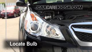 Highbeam (Brights) Change: 2010-2013 Subaru Legacy