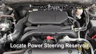 Fix Power Steering Leaks Subaru Legacy (2010-2014)