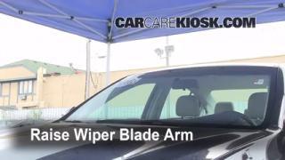 Front Wiper Blade Change Subaru Legacy (2010-2014)