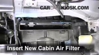 Oil filter change chevrolet captiva sport 2012 2014 for 2003 chevy express cabin air filter