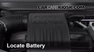 Battery Replacement: 2010-2014 Chevrolet Equinox