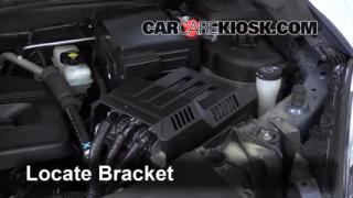 How to Clean Battery Corrosion: 2010-2014 Chevrolet Equinox