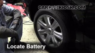 Battery Replacement: 2008-2013 Dodge Avenger