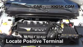 How to Jumpstart a 2008-2014 Dodge Avenger