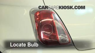 Brake Light Change 2012-2013 Fiat 500