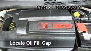 2012-2014 Fiat 500: Fix Oil Leaks