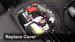 How to Clean Battery Corrosion: 2007-2014 GMC Acadia