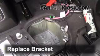 Battery Replacement: 2007-2014 GMC Acadia