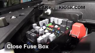 Replace a Fuse: 2007-2013 GMC Acadia
