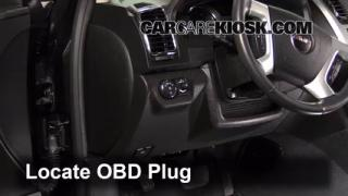 Engine Light Is On: 2007-2013 GMC Acadia - What to Do