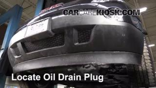 Oil & Filter Change GMC Acadia (2007-2013)