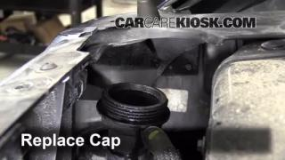 Coolant Flush How-to: GMC Acadia (2007-2014)