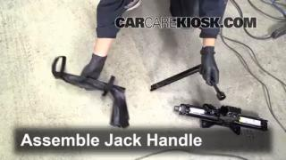 2007-2014 GMC Acadia Jack Up How To