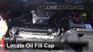 2007-2014 Jeep Patriot: Fix Oil Leaks
