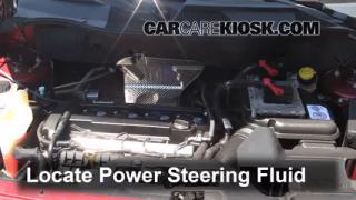 Check Power Steering Level Jeep Patriot (2007-2013)