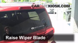 Rear Wiper Blade Change Jeep Patriot (2007-2013)