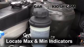 Follow These Steps to Add Power Steering Fluid to a Kia Sorento (2011-2011)