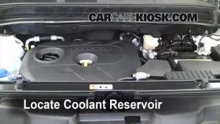 Coolant Level Check: 2010-2013 Soul