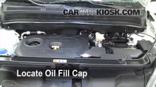 How to Add Oil Kia Soul (2010-2013)