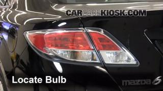 Brake Light Change 2009-2013 Mazda 6