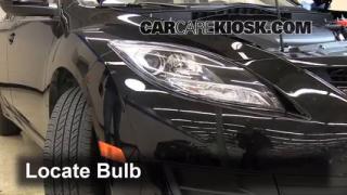 Headlight Change 2009-2013 Mazda 6
