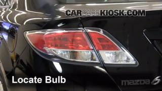 Reverse Light Replacement 2009-2013 Mazda 6
