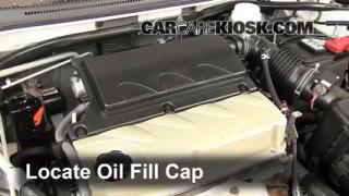 how to change the oil on a 2006 mitsubshi pajero