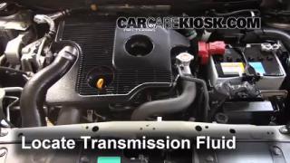 2014 nissan rogue manual transmission