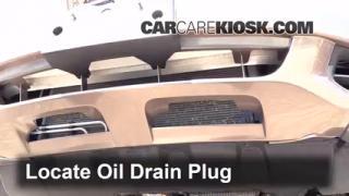 Oil & Filter Change Nissan Murano (2009-2013)