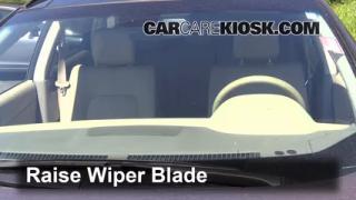 Front Wiper Blade Change Nissan Murano (2009-2014)