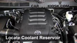 Fix Coolant Leaks: 2008-2013 Toyota Sequoia