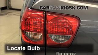 Brake Light Change 2008-2013 Toyota Sequoia