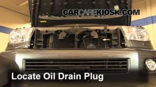 Oil & Filter Change Toyota Sequoia (2008-2013)