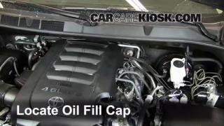 2008-2013 Toyota Sequoia Oil Leak Fix