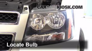 DRL Replacement 2007-2013 Chevrolet Tahoe